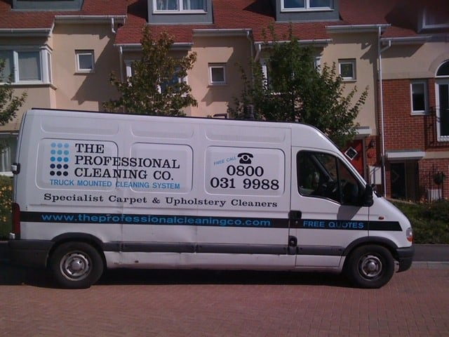 Truck Mounted Carpet Cleaning Tunbridge Wells